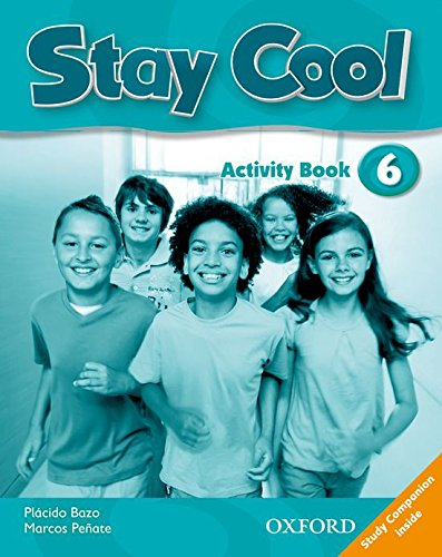 Stay Cool 6: Activity Book - 9780194412421