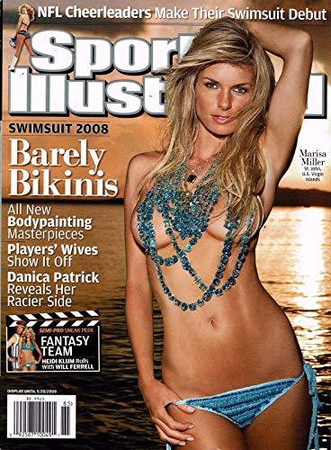 Sports Illustrated Swimsuit Issue, 2008 [Single Issue Magazine]