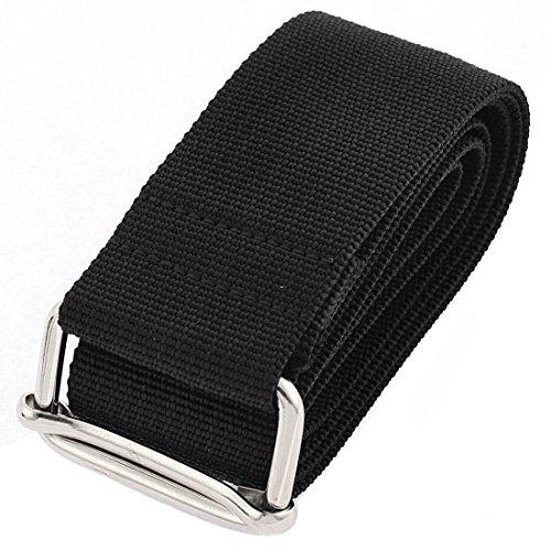 Sourcingmap® Polypropylen Einstellbare Gepäck Koffer Krawatte Bügel Gurt 1m Metallschnallen de -