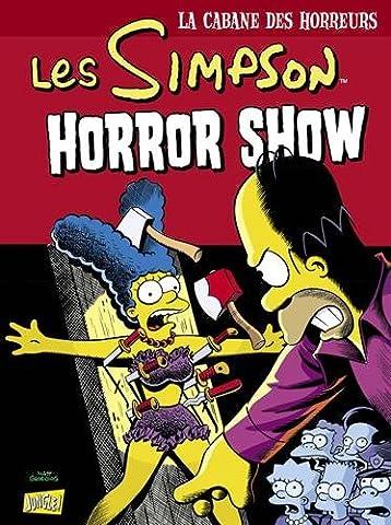 Les Simpson - La cabane des horreurs, Tome 8