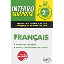 Interro Surprise Français Seconde
