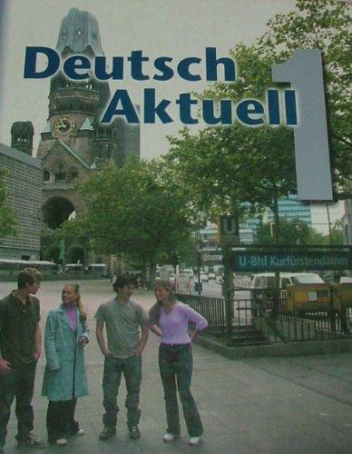 Deutsch Aktuell: Level 1