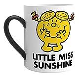 Wow Stuff Little Miss Mood Changing Mug, White/Black/Yellow