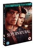 Supernatural: The Complete Third Season (5 Dvd) [Edizione: Regno Unito] [Reino Unido]