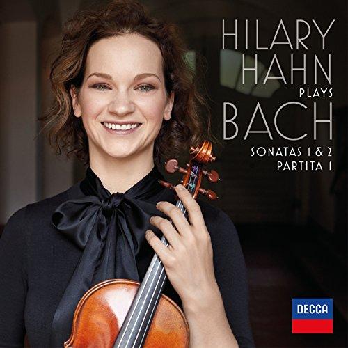Hilary Hahn plays Bach: Violin...