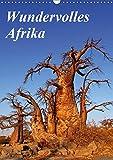 Wundervolles Afrika (Wandkalender 2019 DIN A3 hoch): Über die Vielfalt eines Landes (Monatskalender, 14 Seiten ) (CALVENDO Orte) - Wibke Woyke