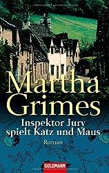 Inspektor Jury spielt Katz und Maus: Roman