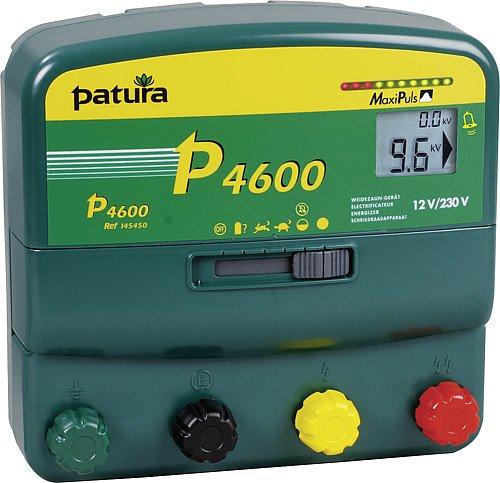 P4600, Batterien Multifunktions-Gerät, 230V/12V - 145450