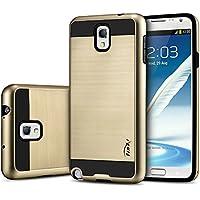 tinxi Back Schutzhülle für Samsung Galaxy Note 3–Gold