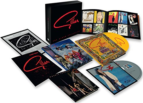 Gillan: The Albums Collection (6 CDs)
