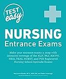 Nursing Entrance Exams (Test Easy)