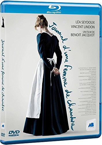 Le journal d'une femme de chambre [Blu-ray] [FR Import] [Blu-ray] [2015]