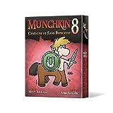Asmodee - UBIMU08 - Jeux de Cartes - Munchkin 8 - Centaure et sans Reproche