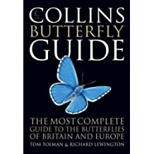 Collins Butterfly Guide: The Most Complete Field Guide to the Butterflies of Britain and Europe
