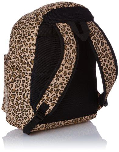 Le Temps des Cerises Hunter 1, Zaino donna (Multicolore (Leopard))