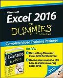 Electronics Dummies Best Deals - Excel 2016 For Dummies (For Dummies (Computer/Tech))