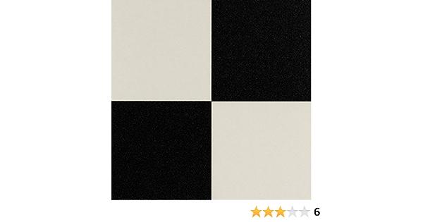 PVC Bodenbelag Steinoptik Meterware verschiedene Gr/ö/ßen Gr/ö/ße: Muster Fliesenoptik Schachbrett 200 300 und 400 cm Breite