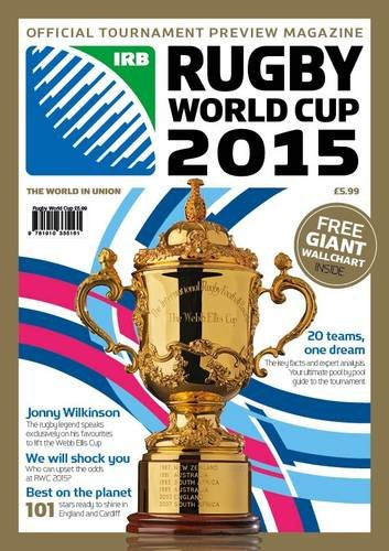 Rugby World Cup 2015: Official Tournament Preview Magazine por Trinity Mirror Sport Media