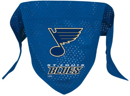 NHL St. Louis Blues Pet Bandana, Team (Nfl Kostüm Ideen)