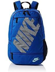 Nike Classic Line - Mochila para hombre, color azul, talla única
