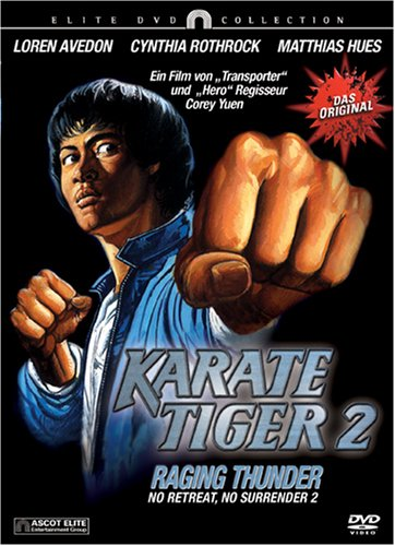 Bild von Karate Tiger 2