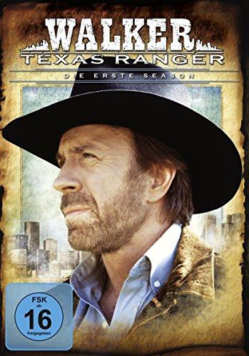 Walker, Texas Ranger - Season 1 (7 DVDs)