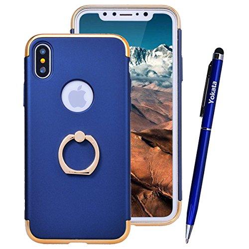 custodia con penna iphone x