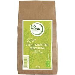 BIO *4*- Kräutermischung Kräutertee *Indianertee* René Caisse, 225 g/Urmischung/Schamanen Tee/Packung für 1 Jahr
