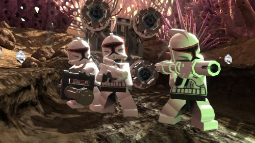 Image of LEGO Star Wars 3: The Clone Wars (Xbox 360)