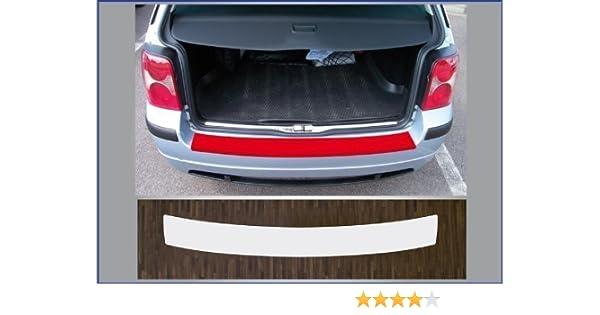 Ladekantenschutz Lackschutzfolie Schutzfolie Schwarz-Glanz Auto Folie Lackschutz 10111