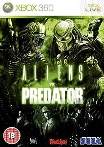 Aliens Vs Predator (Xbox 360) [import anglais]