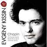 Chopin : 24 Préludes Op.28, Sonate n°2 Op.35, Marche funèbre, Polonaise Op.53