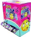 Süsswaren Music Drops, das pfeifende Bonbon, 200 Stück