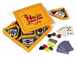 Janod - J02060 - Jeux De Societe - Nain Jaune