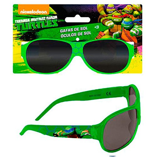 Image of Blister glasses sun Ninja Turtles