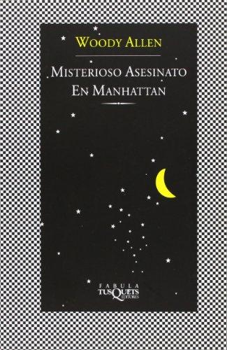 Misterioso asesinato en Manhattan (.) por Woody Allen