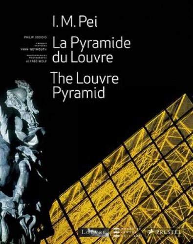 I.M. Pei - The Louvre Pyramid / La Pyramide du Louvre: sketches / dessins Yann Weymouth - Pyramide Des Louvre