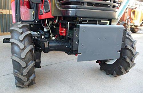 Schneeschild mit Universalplatte fur Traktoren -LNS-190 A