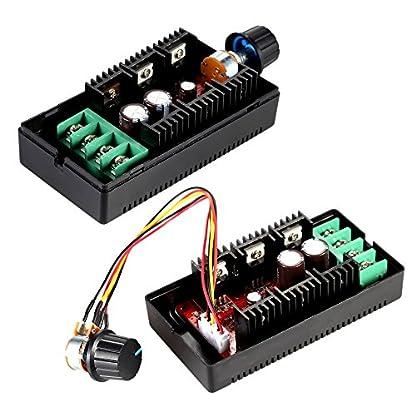 KKmoon-Einstellbar-10-50V40A2000W-DC-Motor-Speed-Control-PWM-HHO-RC-Controller-12V-24V-36V-40V-50V-Geschwindigkeit-Einsteller