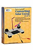 #4: Do It Yourself Multiple Solar Energy Conversion Kit Educational Learning Toy