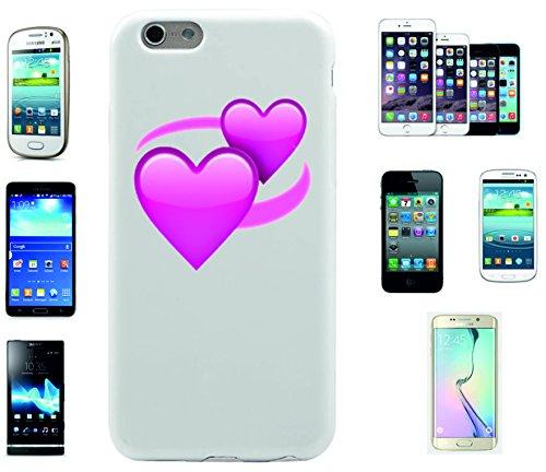 """Smartphone Case Apple IPhone 6+ Plus / 6S+ Plus """"Umeinander drehende Herzen"""", der wohl schönste Smartphone Schutz aller Zeiten."""