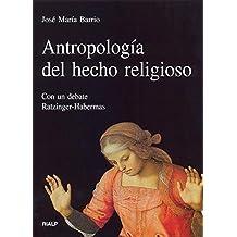 Antropología Del Hecho Religioso (Vértice)