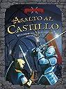 Asalto al castillo: ¡Sé un héroe! Crea tu propia aventura para salvar al rey