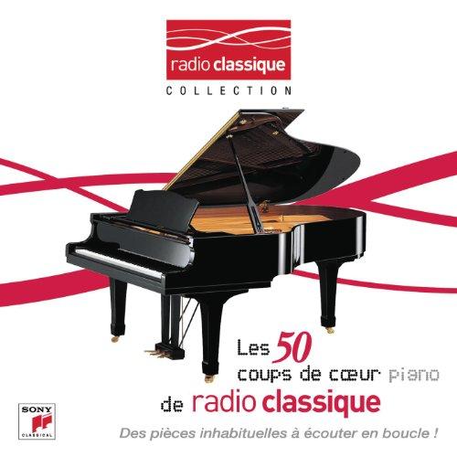 Piano - Les 50 coups de coeur de Radio Classique