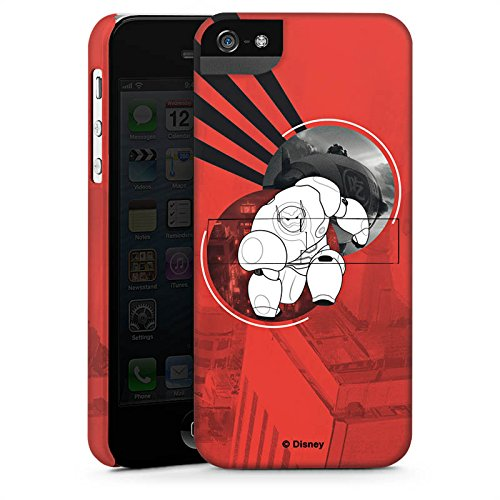 Apple iPhone X Silikon Hülle Case Schutzhülle Disney Baymax Merchandise Premium Case StandUp