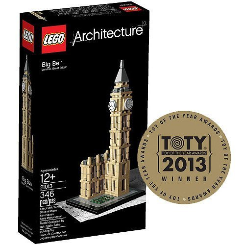 Lego Architecture Uk Big Ben Play Set By Lego Picture