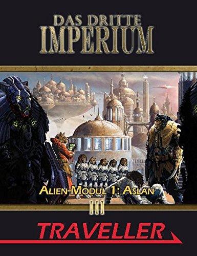 Traveller Alien-Modul 1: Aslan