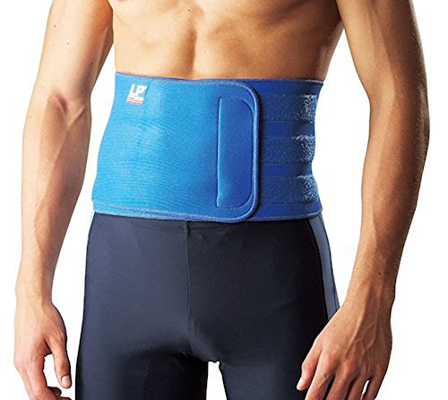 LP Support Neoprene Core Waist Trimmer (Two Side Nylon) - Each