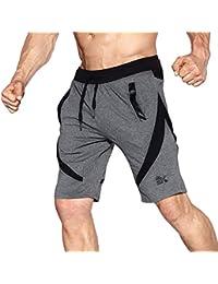 Amazon.es  pantalones yoga hombre - Hombre  Ropa 015bf9966ffa