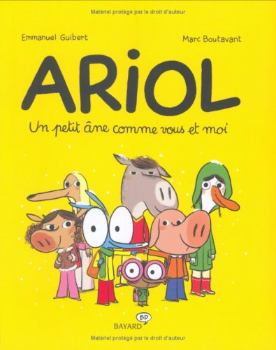 Ariol (1) : Un petit âne comme vous et moi